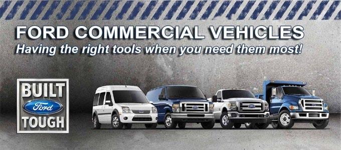 Commercial Ford Trucks Winchester Va Ford Work Trucks