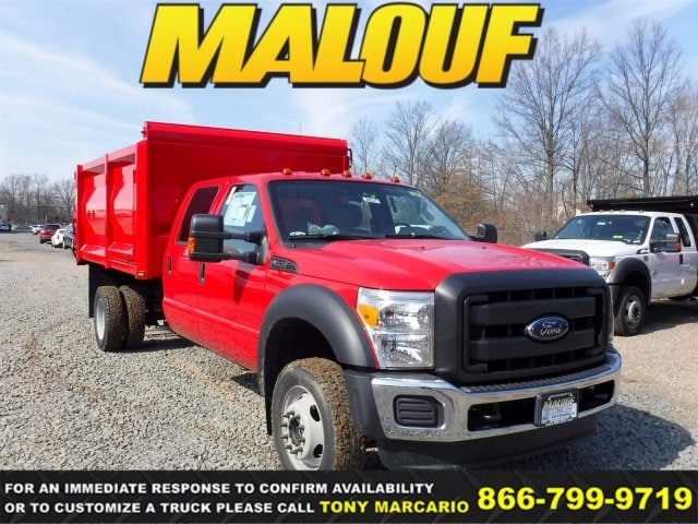 2016 Ford F-550 Chassis XLT Truck Crew Cab