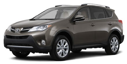 2014 Subaru Forester vs Toyota RAV4   Get the Facts without Hype