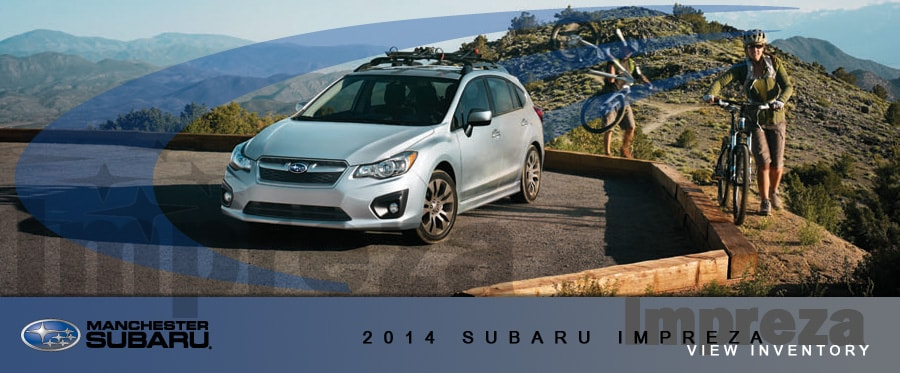 Subaru Imprezas at a lower price in NewEngland than Manchester Subaru