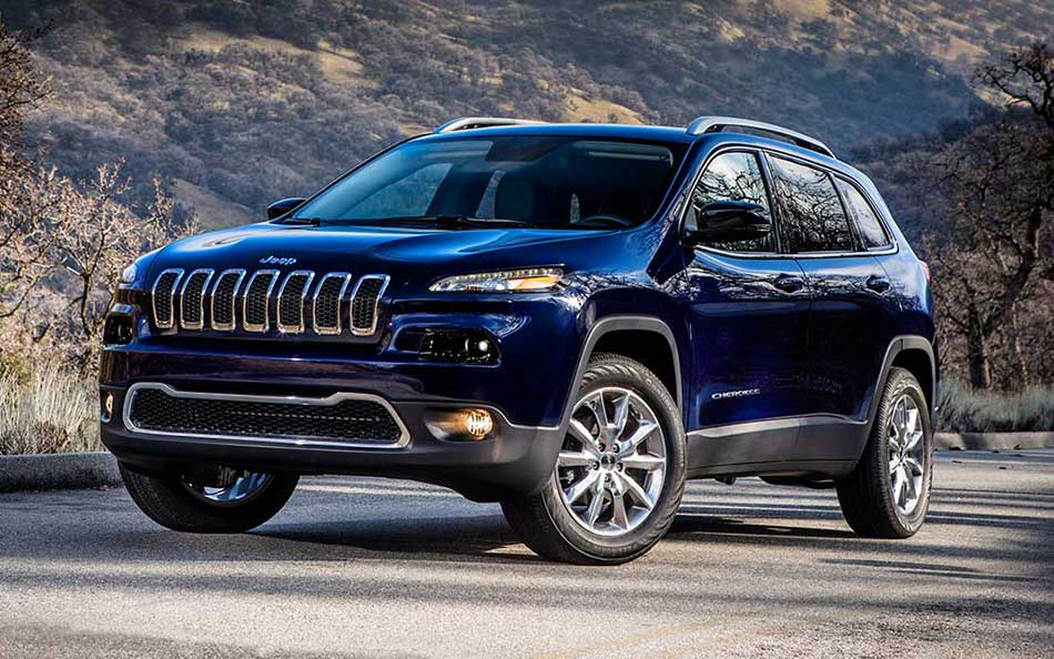 2015 Jeep Cherokee Technology Manhattan Ny Manhattan