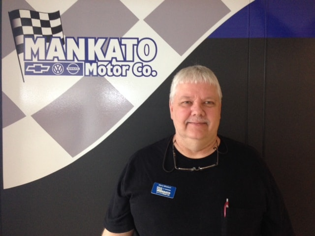 Mankato Motors Auto Parts Team