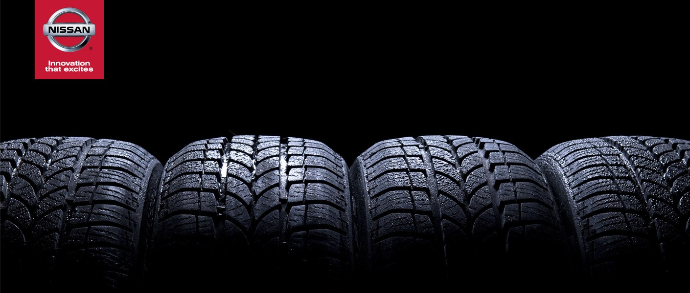 Nissan Tires Gallery