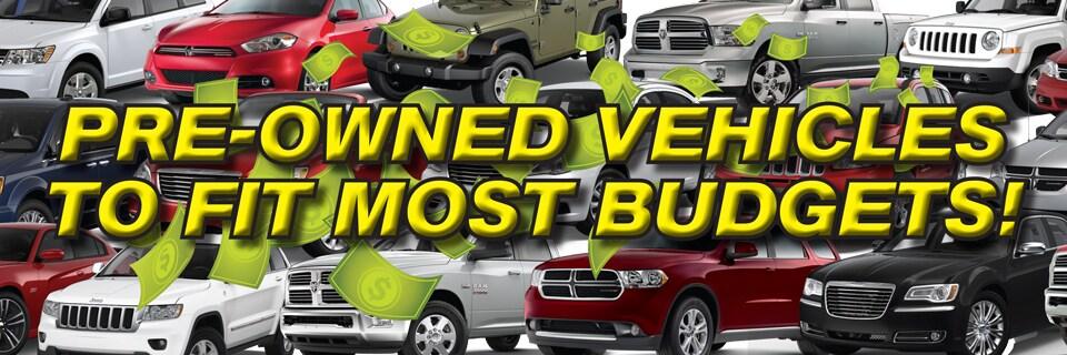Chrysler Dodge Jeep Ram Vehicles For Sale In Mt Sterling Ky