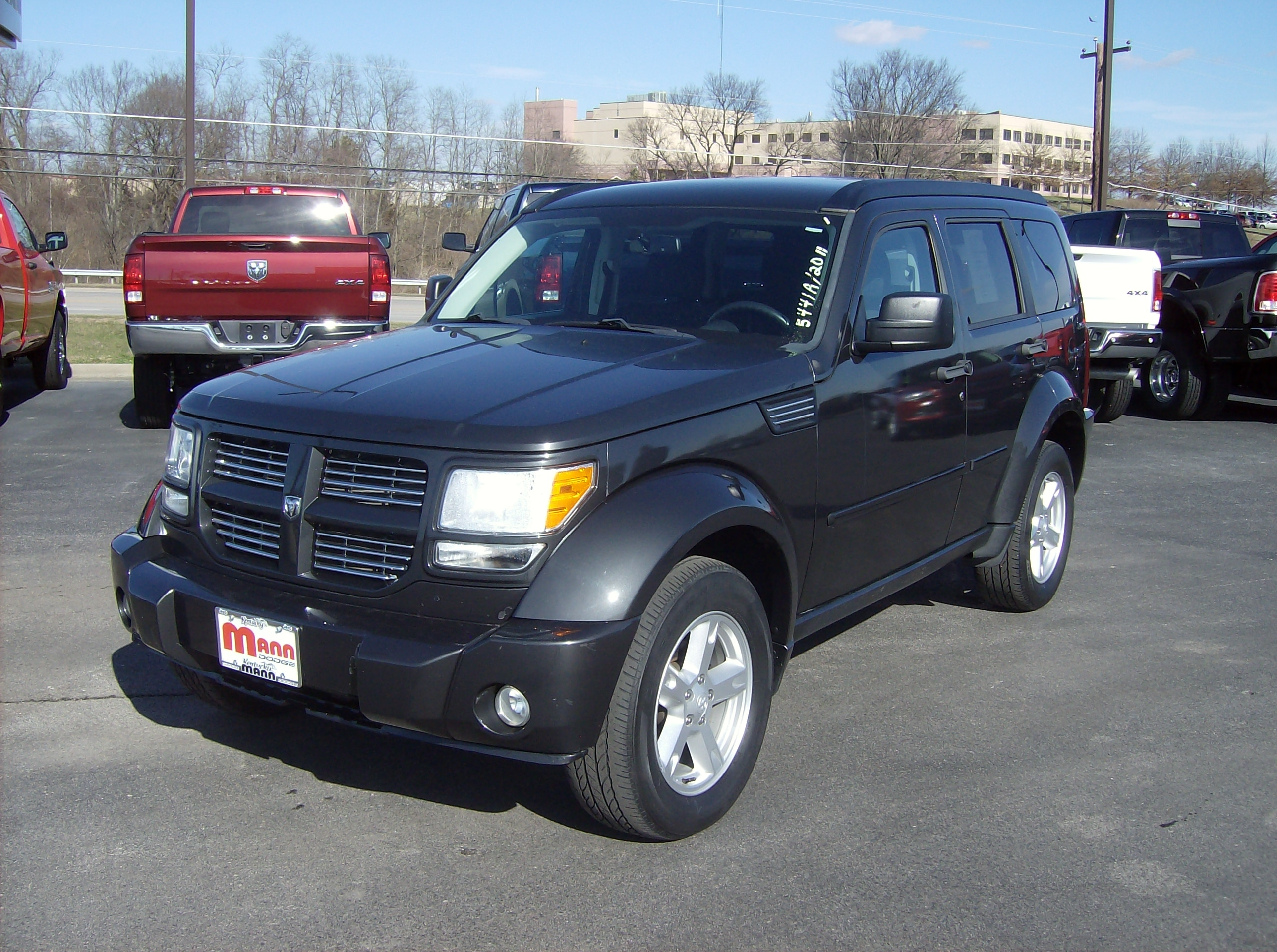 Dodge Nitro Vehicles For Sale Kelley Blue Book New And