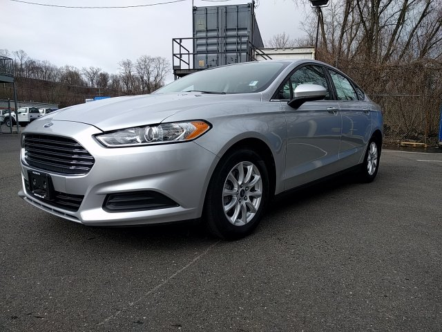 Used 2015 Ford Fusion - Marcotte Ford