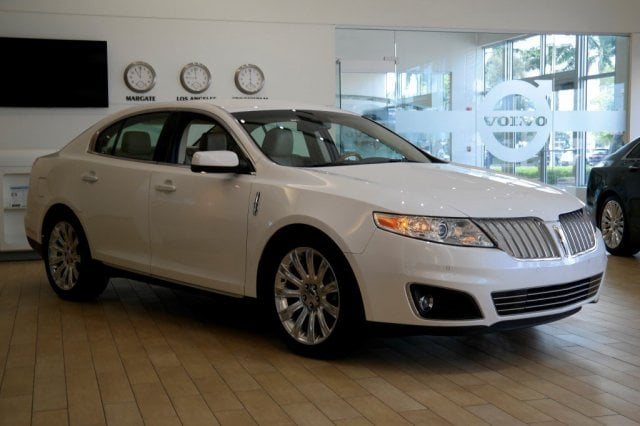 2011 Lincoln MKS w/EcoBoost Sedan