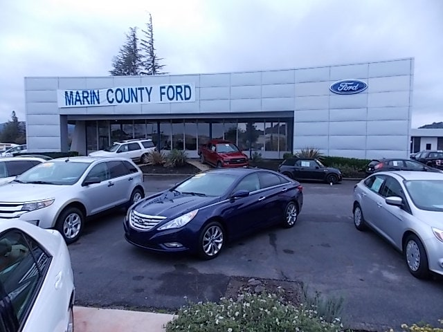 Marin County Ford Your Novato California Ford Dealer For ...