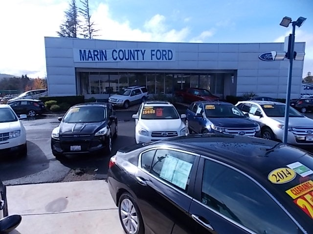 Marin County Ford | New Ford dealership in Novato, CA 94945