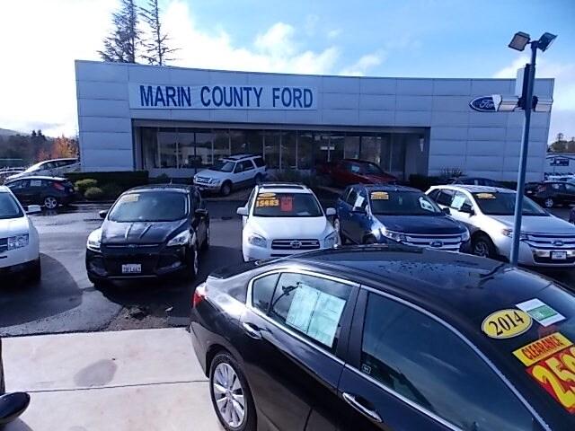 Ford Focus Dealership near San Francisco CA