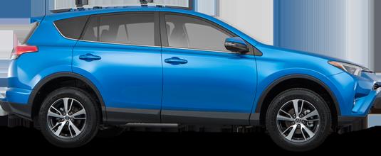 Ford Escape vs. Toyota RAV4 | SUV Comparison at Mark ...