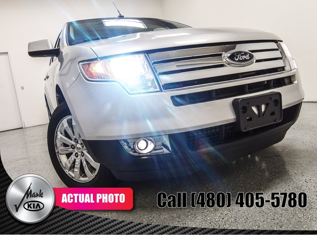 Used 2009 Ford Edge SEL SUV in Scottsdale, AZ