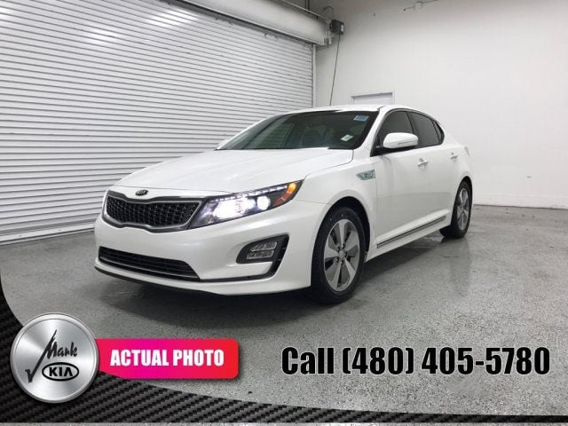 2016 Kia Optima Hybrid EX Sedan