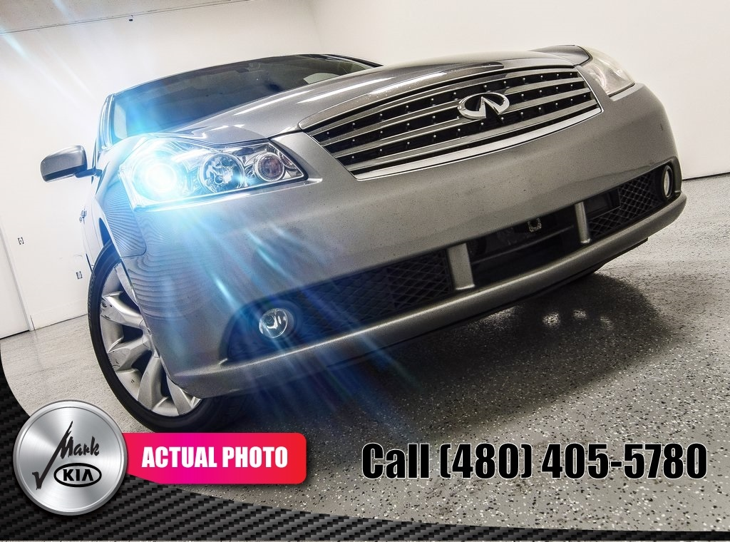 Used 2007 INFINITI M35 Base Sedan in Scottsdale, AZ