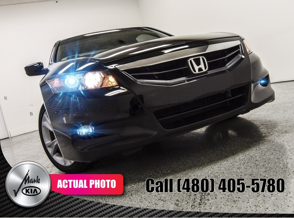 Used 2011 Honda Accord 3.5 EX-L Coupe in Scottsdale, AZ