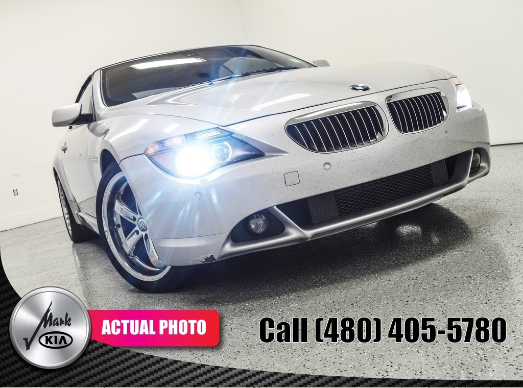 Used 2004 BMW 645Ci Convertible in Scottsdale, AZ