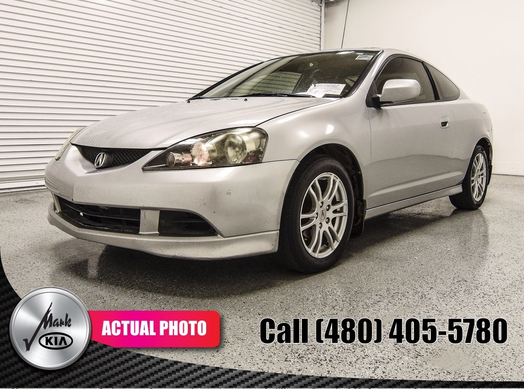 Used 2005 Acura RSX Base Coupe in Scottsdale, AZ
