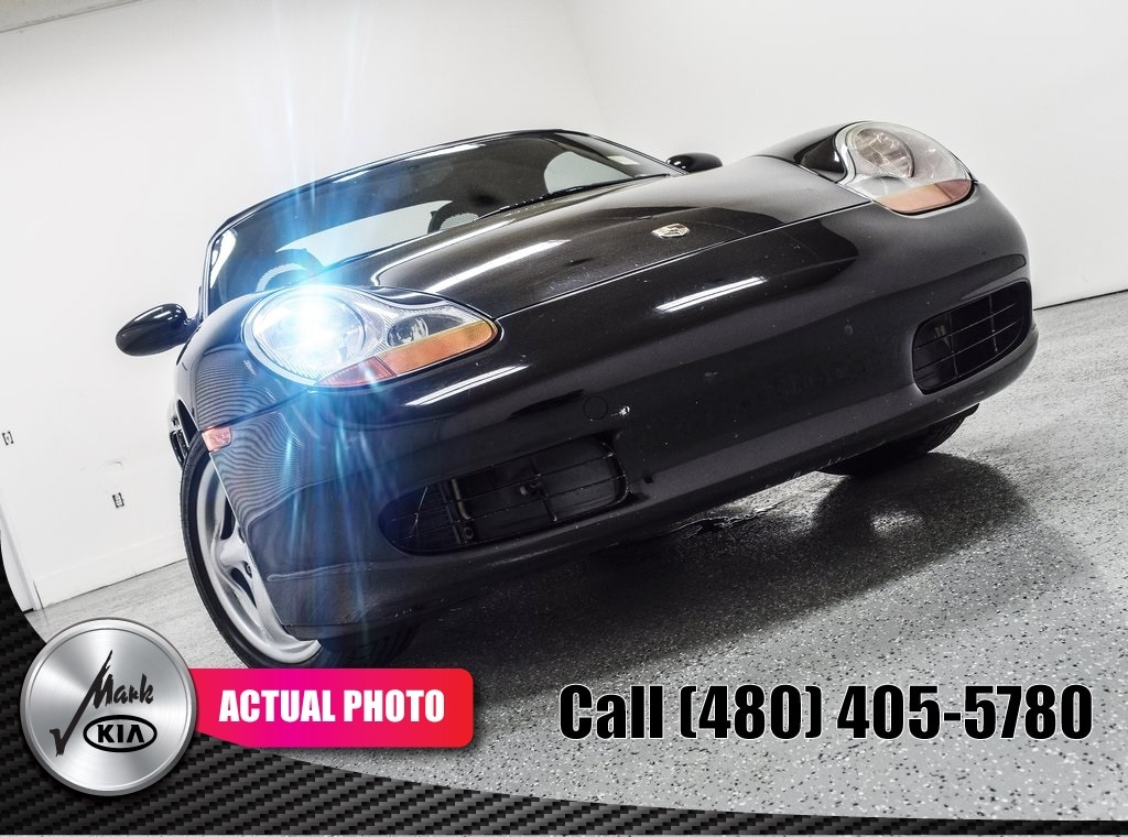 Used 1999 Porsche Boxster Base Convertible in Scottsdale, AZ