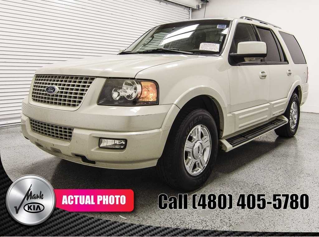 Used 2006 Ford Expedition Limited SUV in Scottsdale, AZ