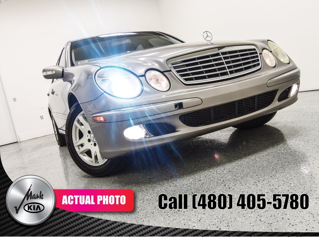 Used 2006 Mercedes-Benz E-Class Base Sedan in Scottsdale, AZ
