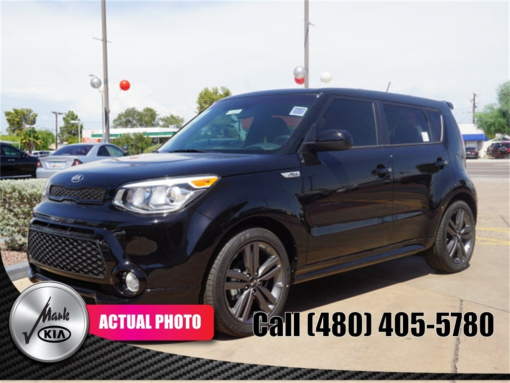2016 Kia Soul Exclaim Hatchback