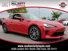 New 2017 Toyota 86 Base Coupe in North Little Rock