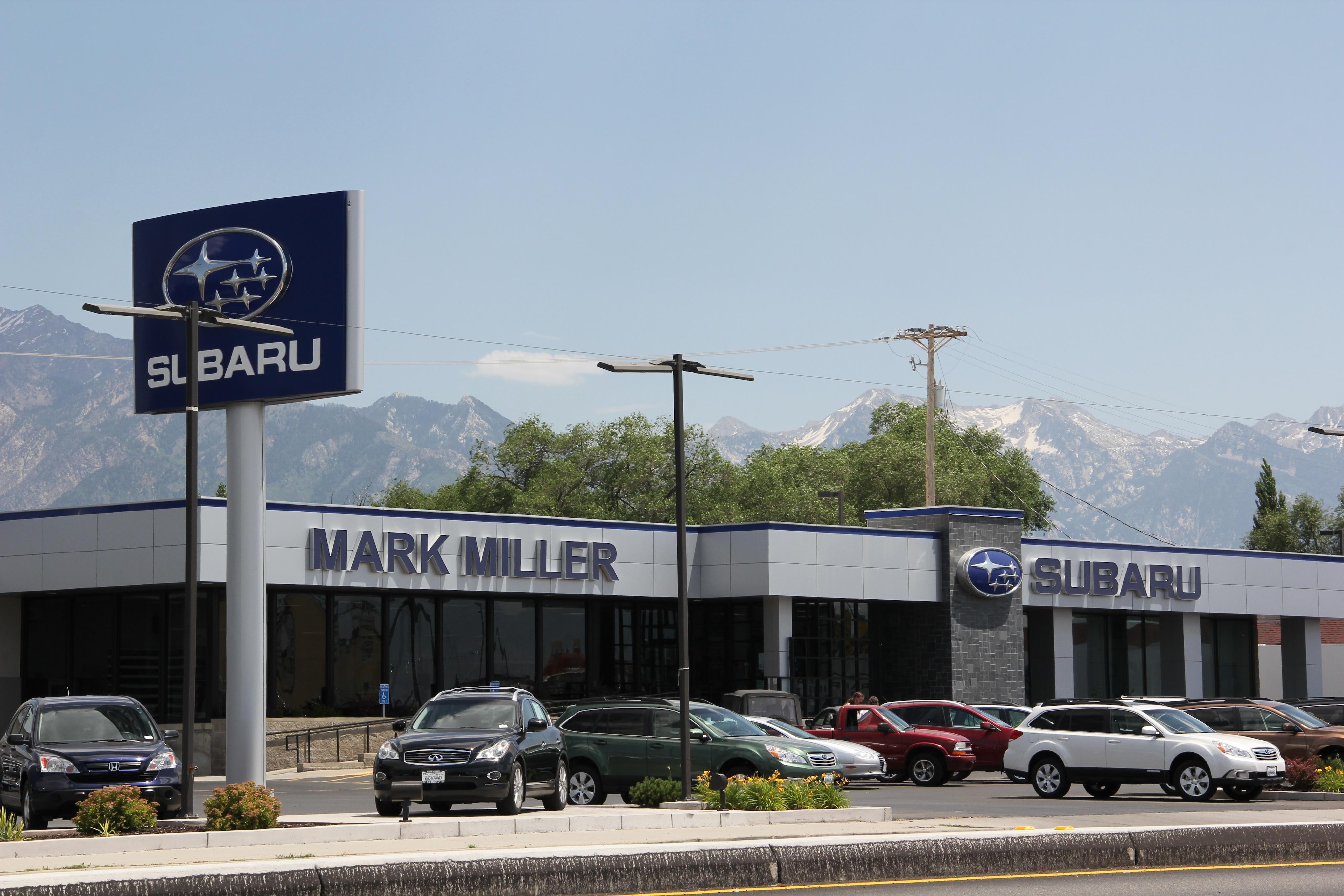mark miller subaru south towne dealer near salt lake city autos post. Black Bedroom Furniture Sets. Home Design Ideas
