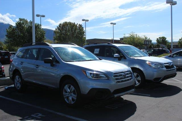 2015 Outback and Forester Mark Miller Subaru