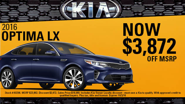New Kia Amp Used Car Dealer In Bowling Green Serving