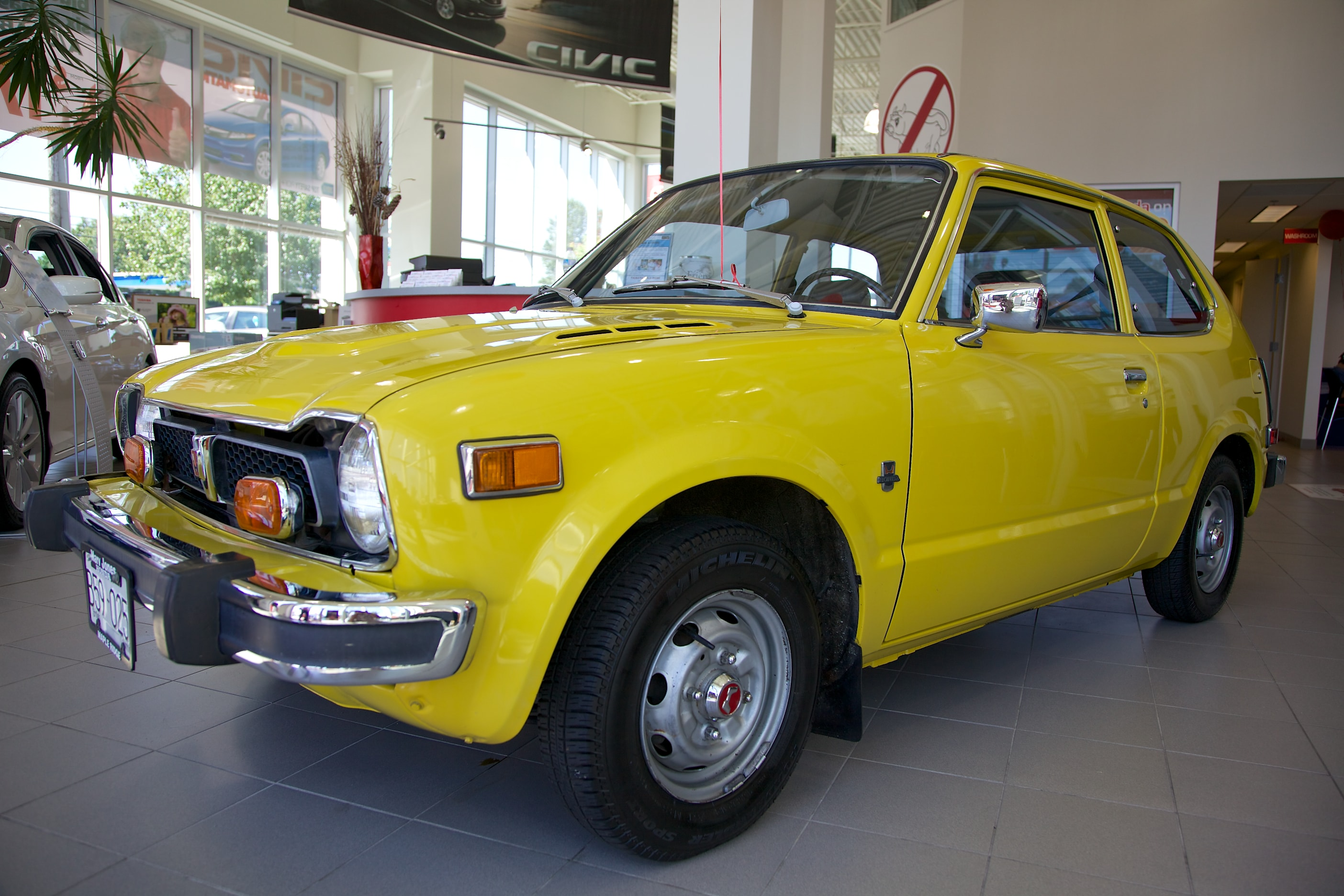 1977 Honda Civic