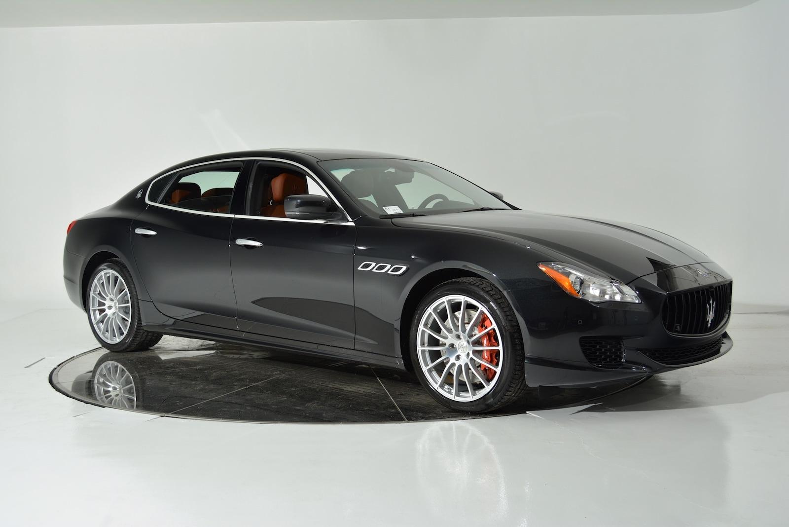 New 2015 Maserati Quattroporte Gts For Sale Fort