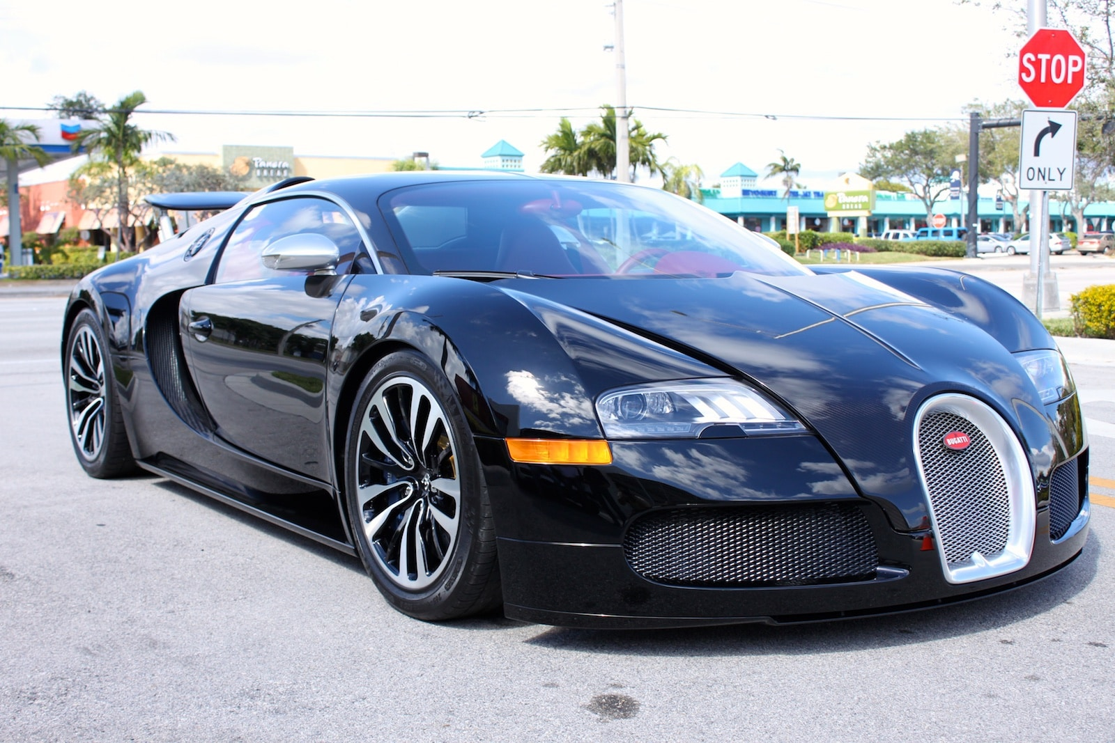 used 2010 bugatti veyron eb 16 4 sang noir for sale fort lauderdale fl vin vf9sc2c27am795238. Black Bedroom Furniture Sets. Home Design Ideas