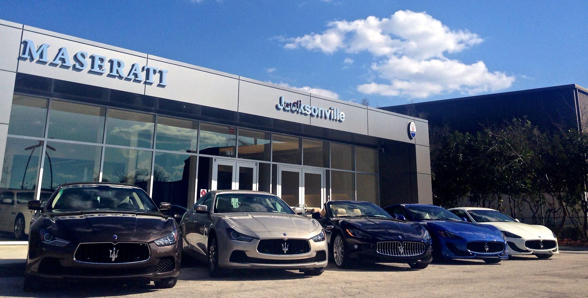 About Maserati Of Jacksonville FL New Luxury Maserati Dealership - Maserati car dealership
