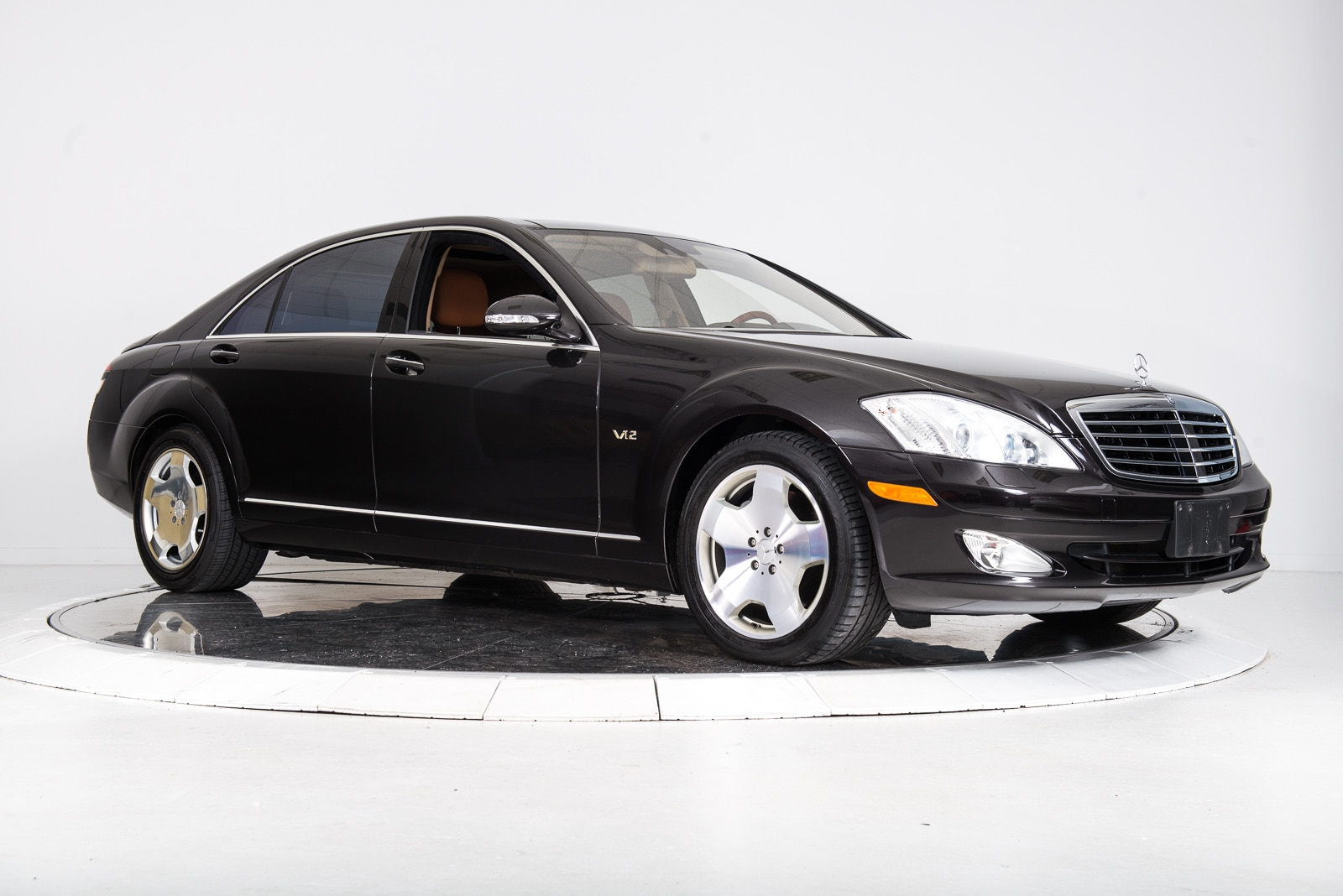 used 2007 mercedes benz s600 for sale plainview near. Black Bedroom Furniture Sets. Home Design Ideas