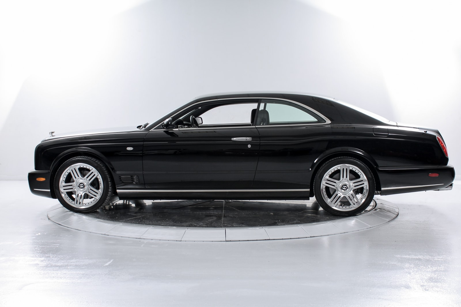 Used 2009 Bentley Brooklands In Black For Sale In Nyc