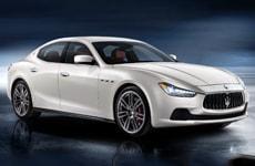 Maserati Ghibli in Bergen County