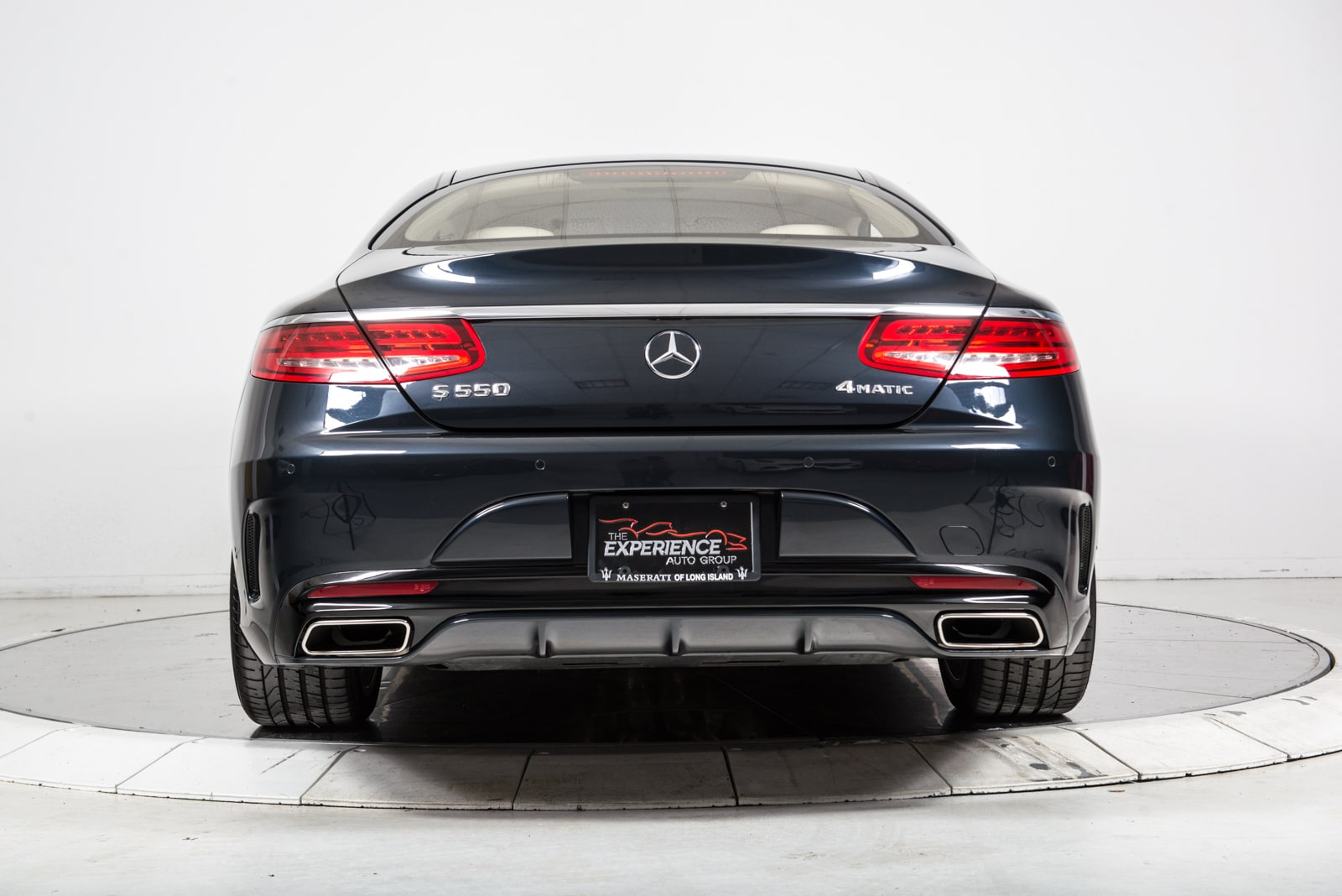 used 2015 mercedes benz s550 4matic coupe for sale