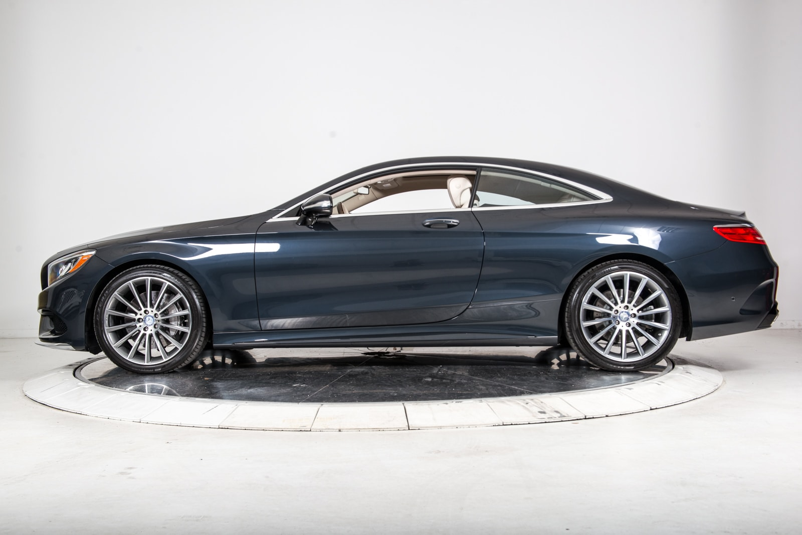 Used 2015 mercedes benz s550 4matic coupe for sale for Used s550 mercedes benz for sale