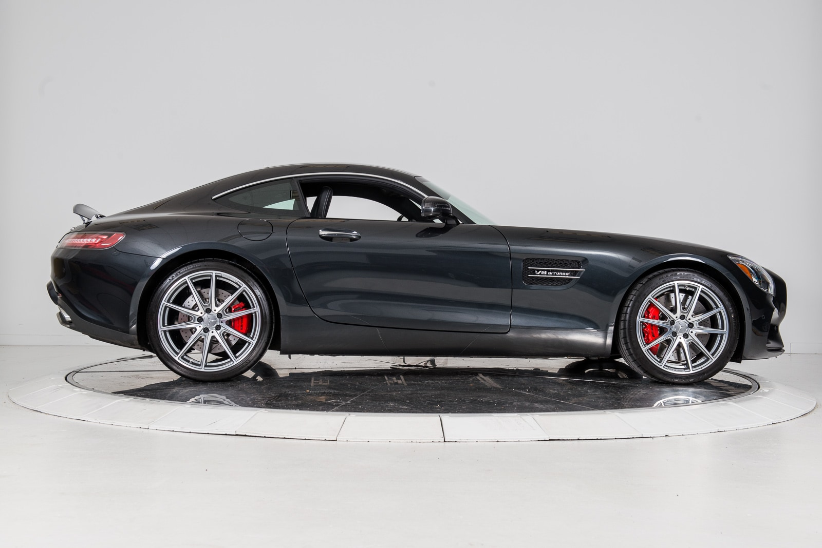 Used 2016 mercedes benz amg gt s for sale plainview near for Mercedes benz of long island