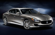Maserati Quattroporte in Bergen County