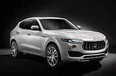 Maserati Levante in Bergen County