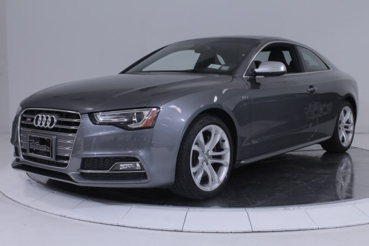... Pre-Owned > AUDI > S5 COUPE PRESTIGE >Used 2013 AUDI S5 COUPE PRESTIGE