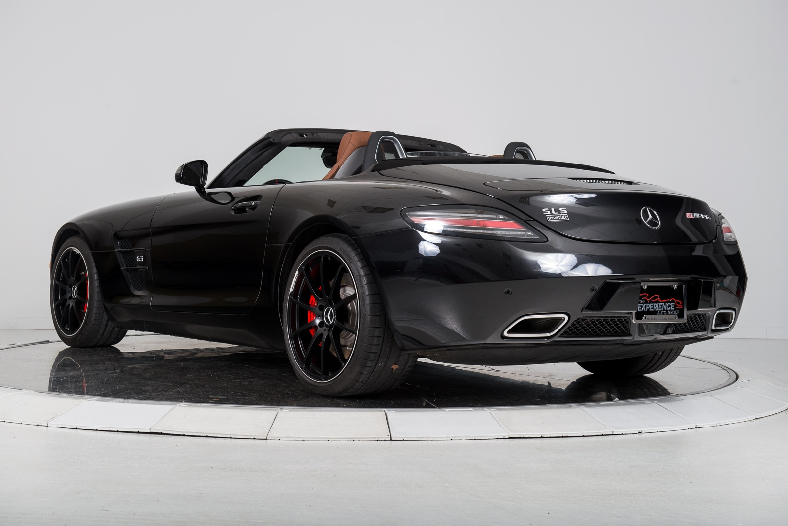 Used 2013 mercedes benz sls amg gt roadster for sale for Mercedes benz sls amg convertible for sale