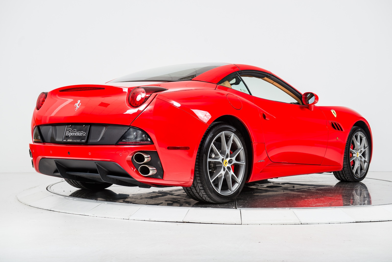 Used 2014 FERRARI CALIFORNIA in Red For Sale in NYC | VIN ...