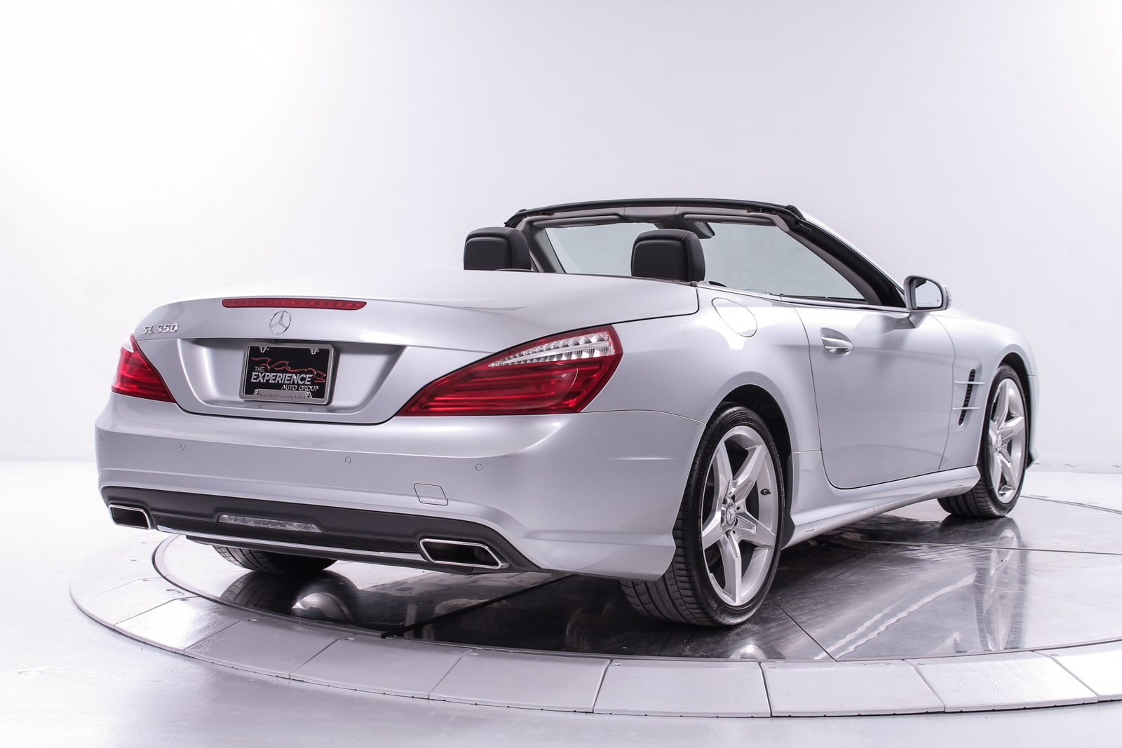 Used 2013 mercedes benz sl550 in silver for sale in nyc for 2013 mercedes benz sl550 for sale