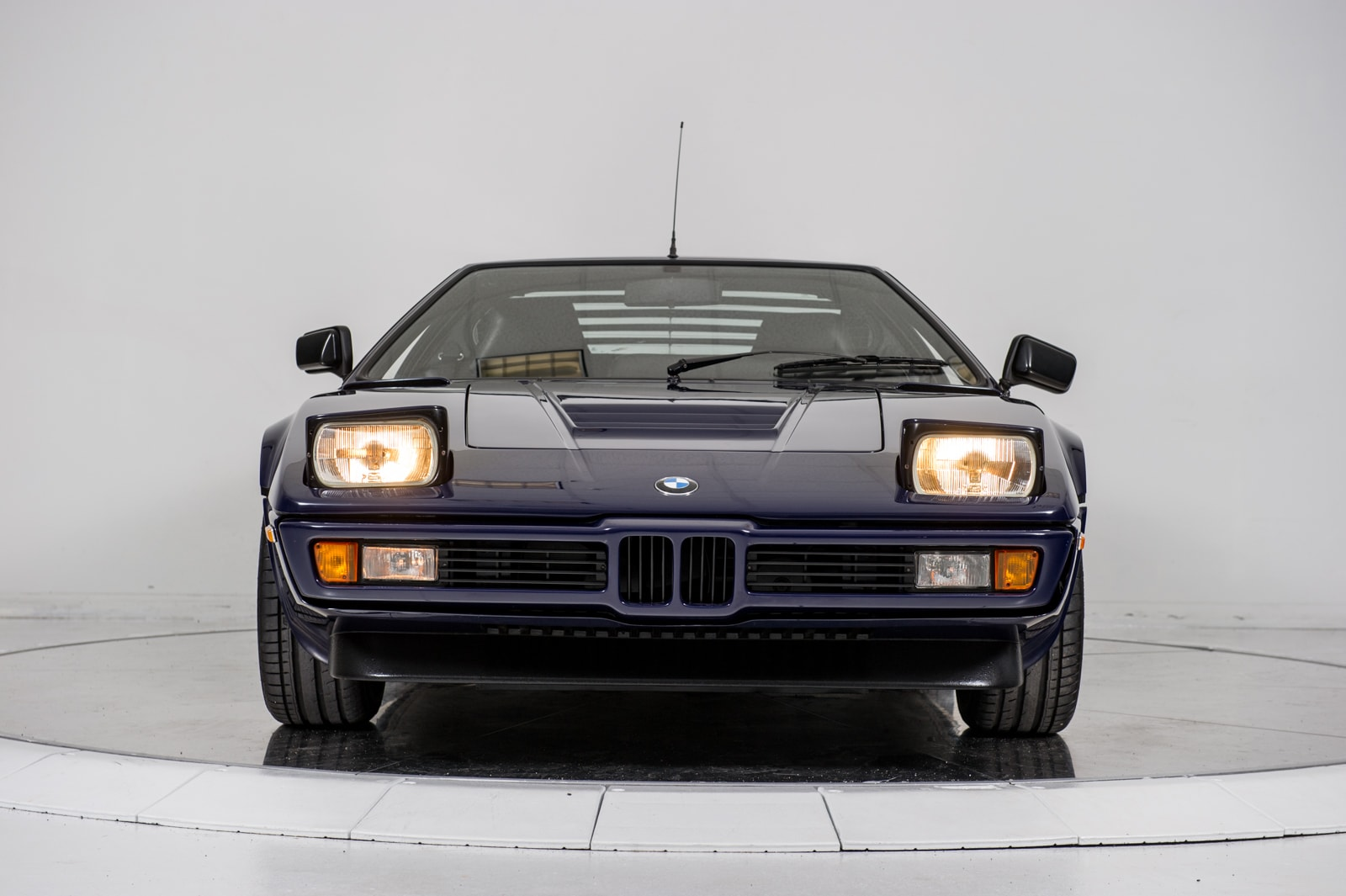 used 1979 bmw m1 for sale plainview near long island ny vin wbb25991000430101. Black Bedroom Furniture Sets. Home Design Ideas