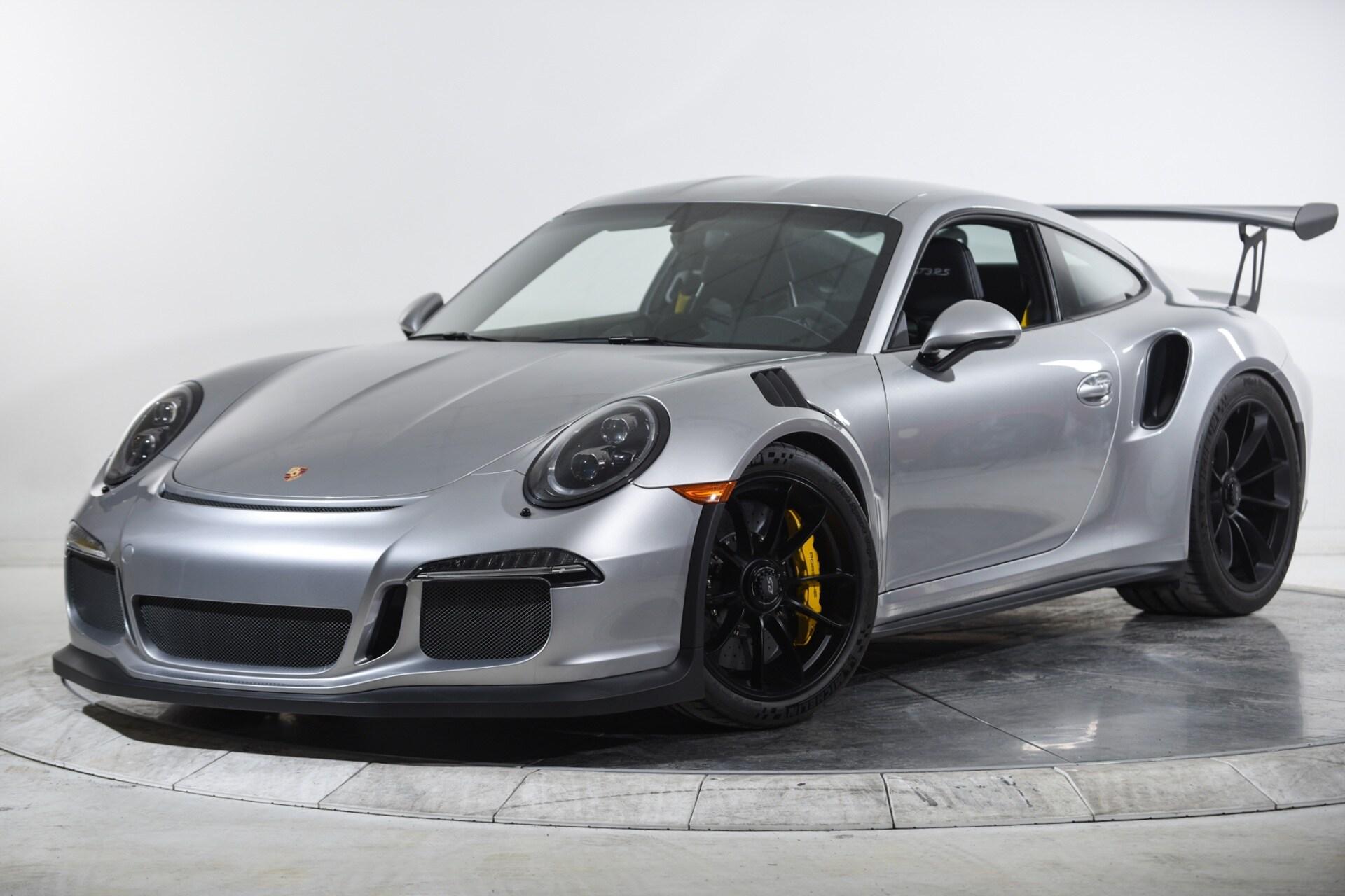 2016 Porsche