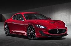 Maserati Granturismo in Bergen County