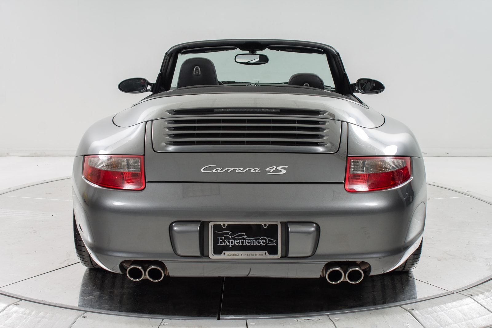 Used 2008 Porsche 911 Carrera 4s Cabriolet For Sale