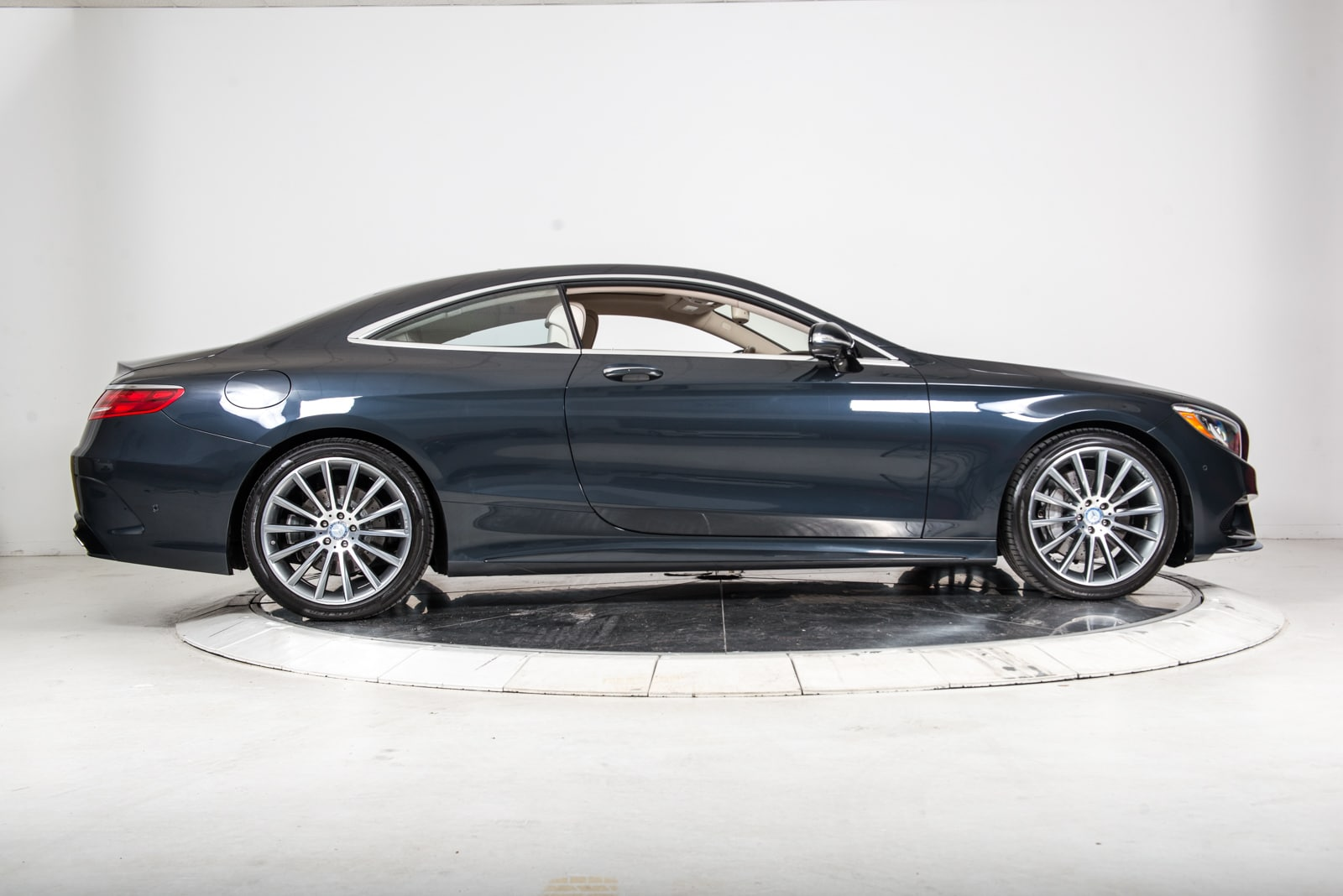 Used 2015 mercedes benz s550 4matic coupe for sale for Used s550 mercedes benz